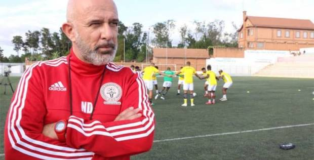 مدرب مدغشقر: لا أرغب في مواجهة المنتخب المغربي