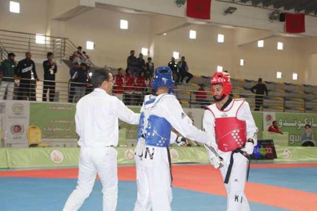 البطولة العربية للتايكواندو.. المنتخب المغربي يحصد الرتبة الأولى في العيون (صور)