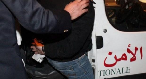 مراكش.. الأمن يعتقل سارق حواسيب الطلبة