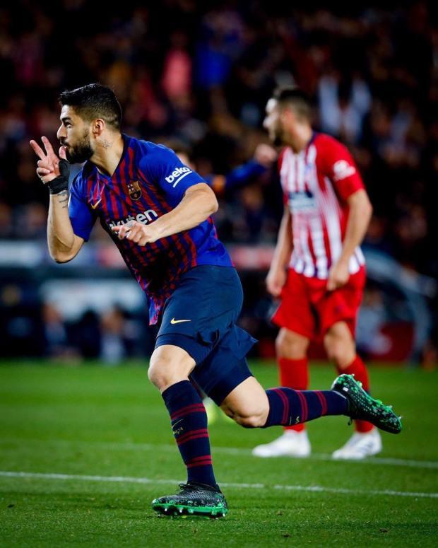 بالفيديو.. برشلونة يحلق في صدارة الدوري الإسباني