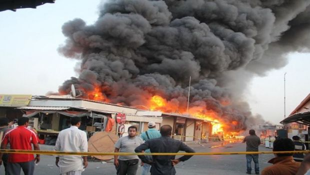 مصر.. قتلى وجرحى في تفجير انتحاري