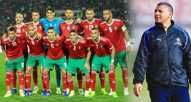 مدرب منتخب ناميبيا: المنتخب المغربي قوي ويضم لاعبين متمرسين