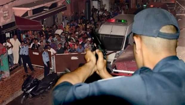 مكناس.. مفتش شرطة يضطر لإشهار سلاحه لتوقيف شخص عرض حياة المواطنين إلى التهديد بالسلاح الأبيض