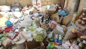 فكازا بوحدها..حجز وإتلاف أزيد من 56 ألف كلغ من المواد الغذائية الفاسدة