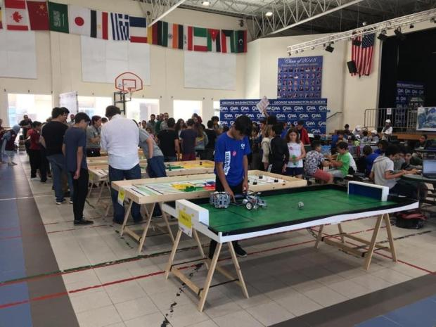 بالصور.. تلاميذ مغاربة يتأهلون للتنافس في أولمبياد الروبوت العالمي