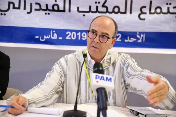 توعد المتمردين داخل الحزب.. بن شماش يطعن في مشروعية اللجنة التحضيرية لمؤتمر البام