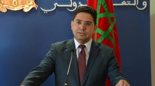 بوريطة: المغرب ليس على علم لحد الآن بأي خطة للسلام لتسوية الصراع في الشرق الأوسط