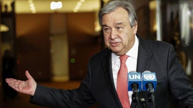 لسد عجز ميزانية الأمم المتحدة.. غوتيريس اقترح بيع منزله