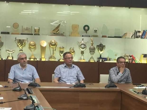 دعم لا مشروط ومراسلة الاتحاد الدولي لكرة القدم ومحكمة التحكيم الرياضية.. لقجع داير خدمتو