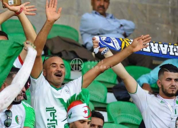 زادهم ثقة وطموحا.. المنتخب الجزائري يضع عينه على الكأس بعد ضمان التأهل