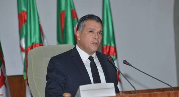 الجزائر.. استقالة رئيس المجلس الشعبي الوطني
