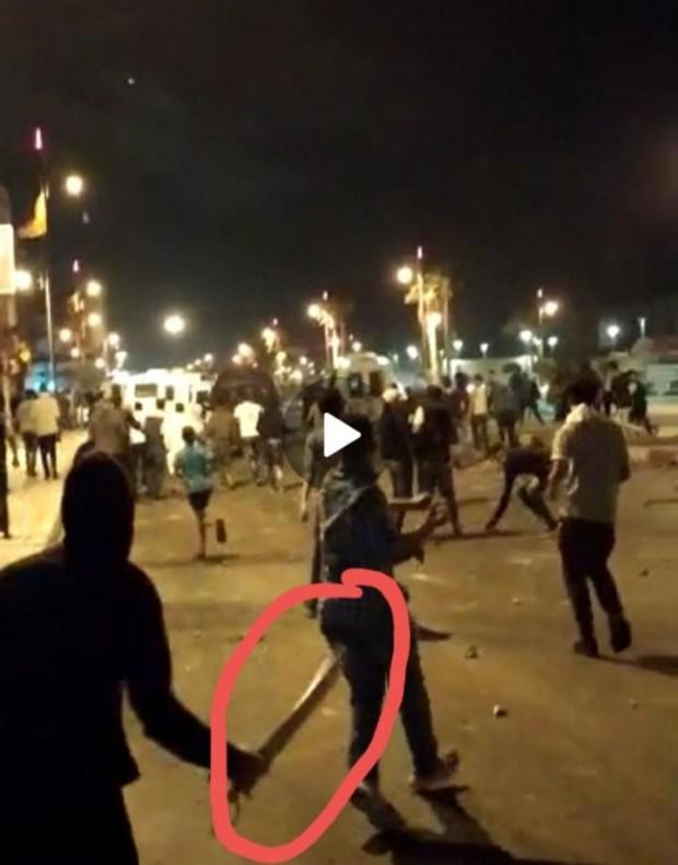 شعارات انفصالية واستفزاز ودماء وضحية وسط احتفالات النصر.. تفاصيل ليلة مرعبة في العيون (صور)