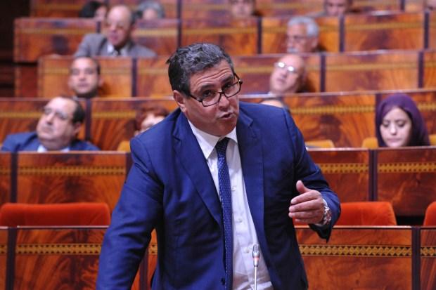 طالبه بالتحقق من معلوماته قبل توجيه الاتهامات.. ملاسنات بين برلماني من البيجيدي وأخنوش في مجلس النواب