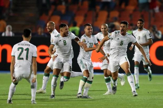 من قلب أرض الفراعنة.. الجزائر تتوج بكأس الأمم الإفريقية للمرة الثانية في تاريخها