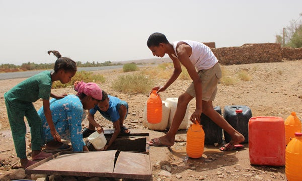 لتمويل مشاريع الماء الشروب في الناظور والدريوش والحسيمة.. المغرب يقترض أزيد من 115 مليون يورو