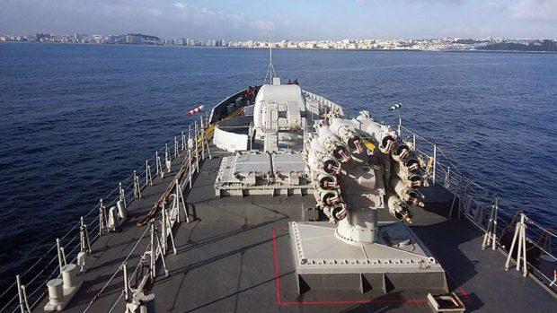 في سواحل طنجة.. مناورات عسكرية بحرية مغربية هندية