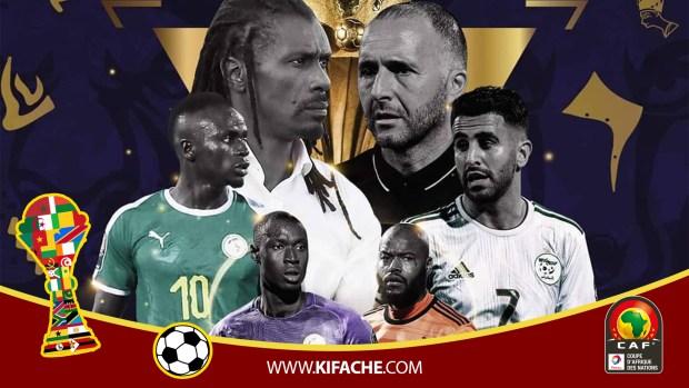 بث مباشر : السنغال 0 – 1 الجزائر / نهائي كأس أمم إفريقيا