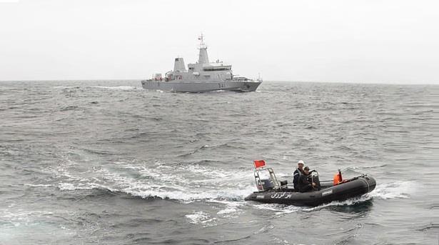 بينهم 50 امرأة و12 قاصرا..البحرية الملكية تنقذ أزيد من 240 مرشحا للهجرة السرية