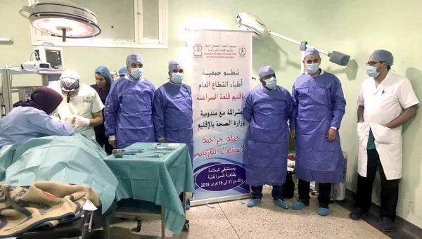 لفائدة ساكنة قلعة السراغنة والرحامنة.. فريق طبي أمريكي يحل في المغرب للمشاركة في حملة طبية