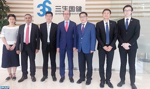 للاستثمار في بناء مستشفيات.. الدكالي يدعو أكبر الشركات الصينية لدخول السوق المغربية