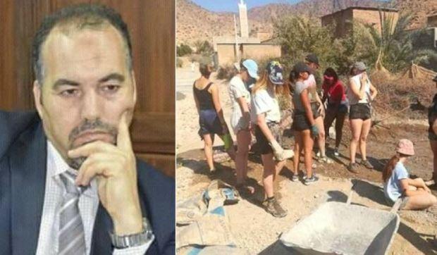 البرلماني العسري يسائل وزير الداخلية ويرد على منتقديه: موتوا بغيظكم!!