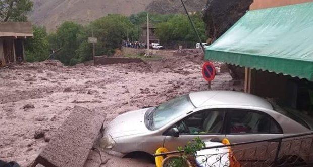 ردو بالكم.. أمطار رعدية في بعض المناطق ومديرية الأرصاد تدعو إلى عدم المجازفة في الوديان
