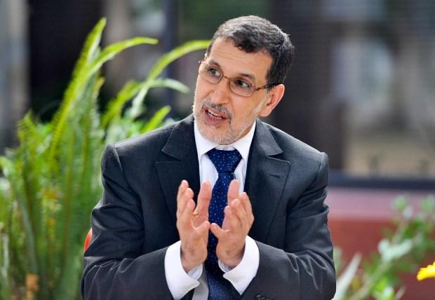 """قال إن استقرار المغرب """"أغلى من جميع أبار البترول في العالم """".. العثماني يستعير عبارة ساركوزي"""