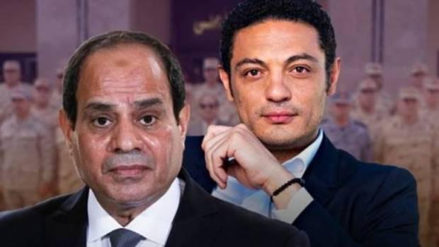 بطل أم مصلحجي.. من يكون محمد علي الشاب الذي أرهق السيسي؟