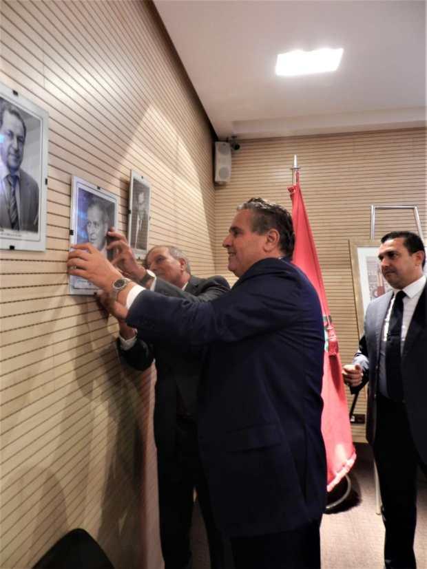 بعد 3 سنوات في كتابة الدولة.. أوحلي يغادر وزارة الفلاحة في حفل ترأسه أخنوش (صور)