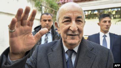 الانتخابات الرئاسية.. عبد المجيد تبون رئيسا جديدا للجزائر