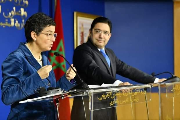 ترسيم الحدود البحرية للمغرب.. وزيرة الخارجية الإسبانية تؤكد على حق المغرب