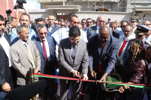 بوريطة: افتتاح قنصلية لجيبوتي في الداخلة هو تتويج لتطور مسار العلاقات بين البلدين