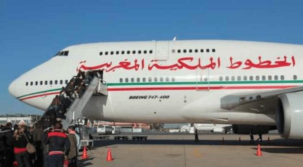 """بعد تداول صور مخلة للحياء التقطت من داخل إحدى طائراتها.. شركة """"لارام"""" تعتذر"""
