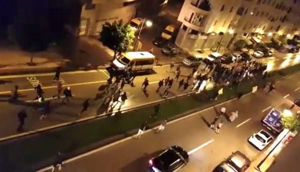 مسيرة الجهل… توقيف المحرضين من طرف الأمن