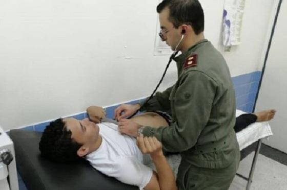 هام للممرضين وتقنيي الصحة.. القوات المسلحة الملكية تفتح مباراة للإنخراط