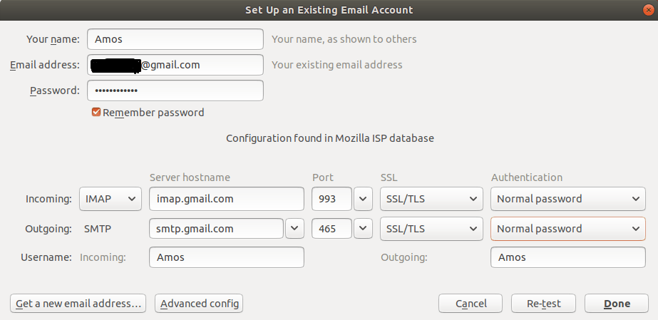 How to Install and Setup Thunderbird Mail Client on Ubuntu