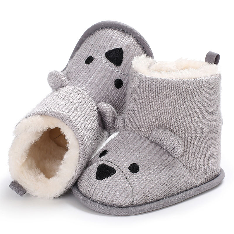 Winter Baby Snow Boots Warm Toddler