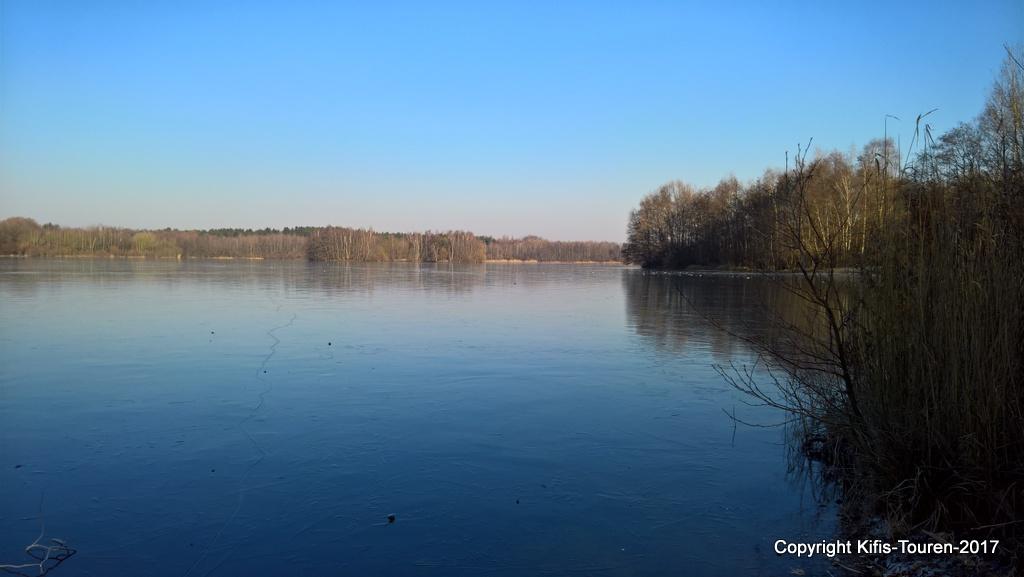 Von Oberhausen um den Heidesee