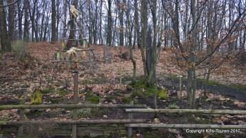 Kleiner Garten am Ruhrhöhenweg