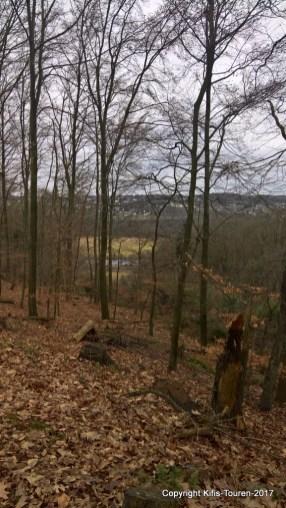 Blick vom Ruhrhöhenweg
