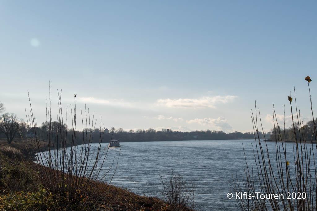 Von Wittlaer nach Kaiserswerth