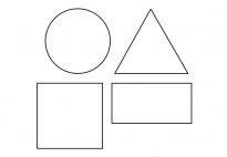 Geometrie fr Kindergarten KiTa und Schule