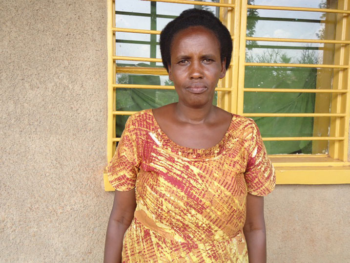 Gahunda ya Ndi Umunyarwanda yatumye Murebwayire asaba imbabazi uwo yari yarabeshyeye ko yamufashe ku ngufu muri Jenoside.