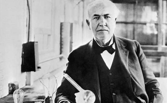 「トーマス・エジソン」の画像検索結果