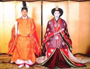 明仁・美智子 結婚