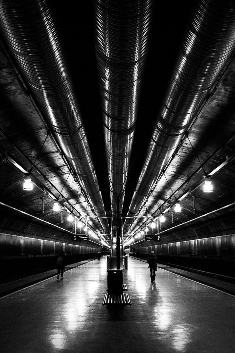 365 – 14 – Going Underground