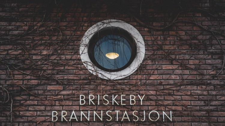 365 - 34 - Briskeby Brannstasjon, Frogner Oslo