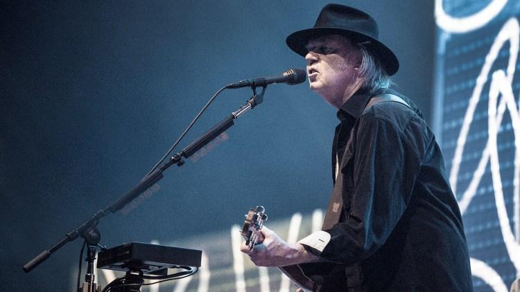Neil Young & Crazy Horse // Oslo Spektrum