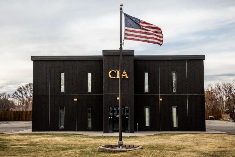 CIA...