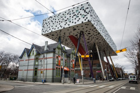 Ontario college of arts and design